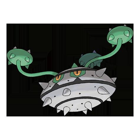 [Ilustración oficial de Ferrothorn]